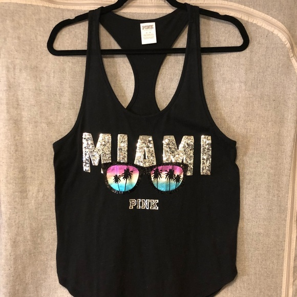 good selling new photos details for PINK Victoria's Secret Tops | Miami Victoria Secret Tank Top ...